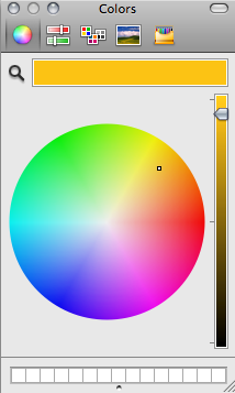 colorwheel Create your own SeeStyles Theme For Coda