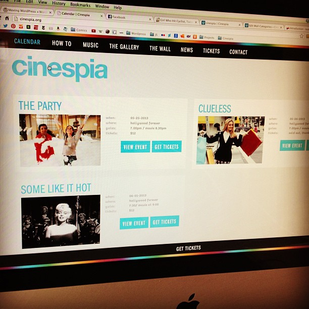 1d047ed4c32f11e2a93822000ae9025c 7 Love the cinespia.org redesign. Looks great, @analogcreativeinc ! #cinespia